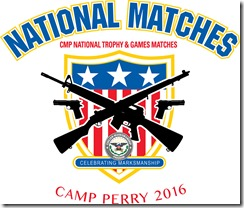 2016 National Matches Logo