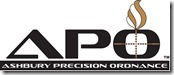 AshburyPrecisionOrdnance_APO_logo